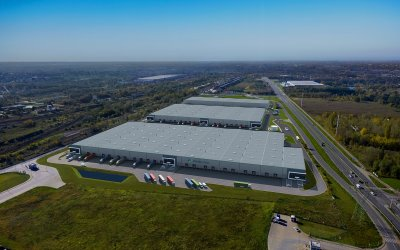 Bremer to erect a hall for Prologis in Łódź