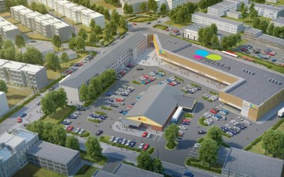 Prima Park in Kutno will grow by 4,000 sqm