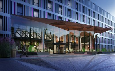 Warbud to erect Moxy hotel in Poznań