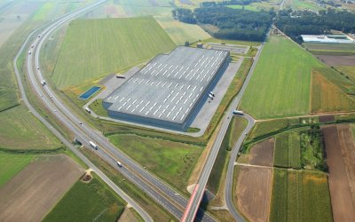 Segro is going to build distribution center in Gołuski
