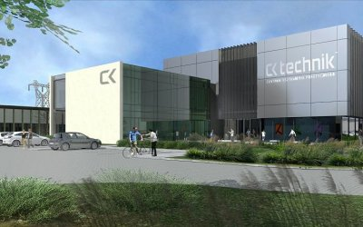 CKP is seeking contractor of educational center in Kielce
