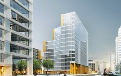 Fabet will erect offices for Echo in Warsaw