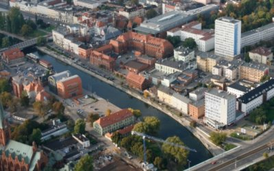 Immobile to change offices into hotel in Bydgoszcz