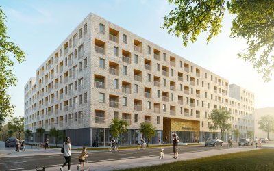Activ will build residential complex in Wrocław