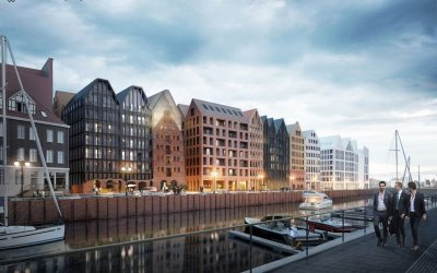 Granaria will build multi-functional complex in Gdańsk