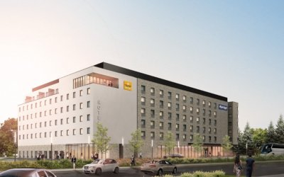 Silport will build a 200-room hotel in Katowice