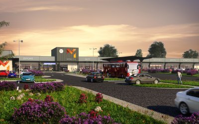 Metropolitan is going to build shopping center in Zgorzelec