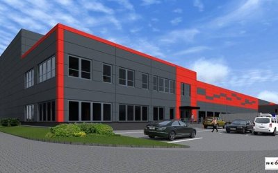 7R Logistic will build logistics center in Chęciny