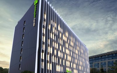 Strabag will build Holiday Inn Express hotel in Warsaw