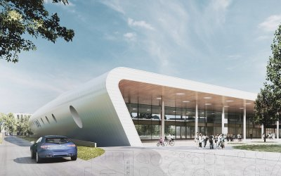 Mosty Łódź and Balzola will build sports complex in Mielec