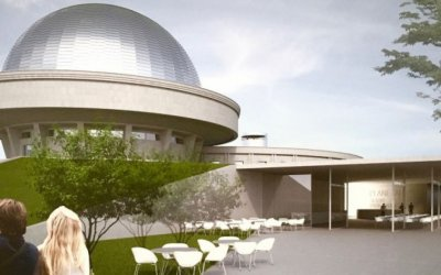 Mostostal Warszawa wants to develop planetarium in Chorzów