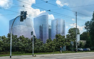 Cavatina is going to build multi-functional complex in Katowice