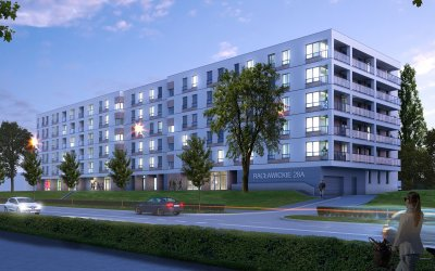 Budimex to costruct for Wartico 150 flats in Lublin