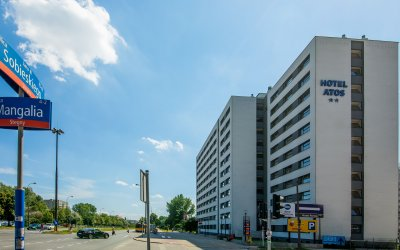 Satoria will expand Atos hotel in Warsaw