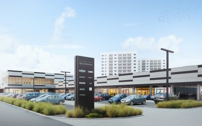 Budrem will build retail park in Bolesławiec