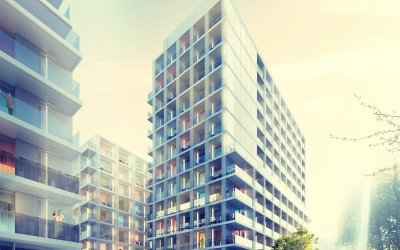 YIT plans 935 flats in Warsaw