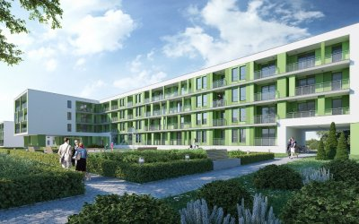 Galadom will build 200 apartments in Lublin