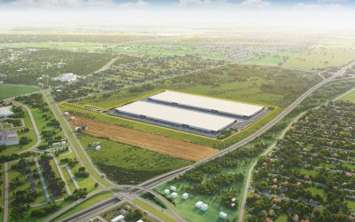 Bremer erects for Hillwood warehouse in Łódź