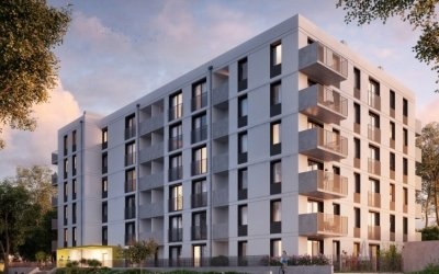 Soft Elektronik brings 80 flats to Szczecin