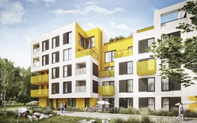 Modernbud will build residential complex in Legnica
