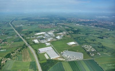 Panattoni is commencing construction of logistics center