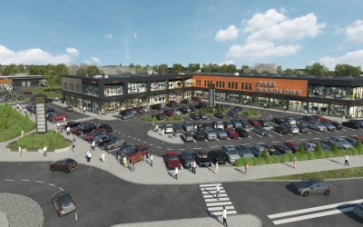 Aristoinvest gets ready with retail park in Żary