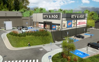 EDS to begin construction of shopping center