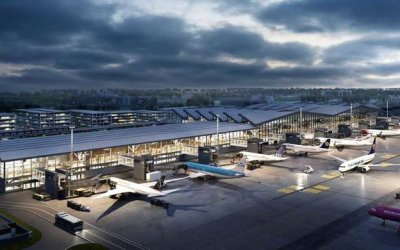 PLG is seeking contractor of development of T2 terminal