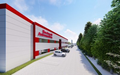 Depenbrock to build a factory in Katowice
