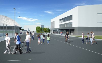 MOSiR in Opole seeks contractor of a sports hall