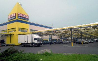 Selgros logistics center will be built in Gliwice