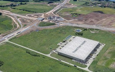 Panattoni will build logistics center near Olsztyn
