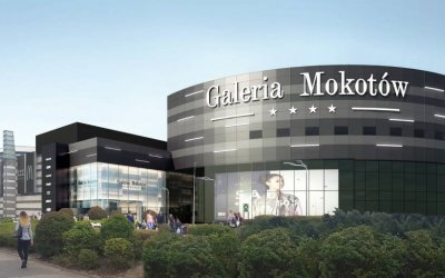 "Rembor is going to conduct renovation of ""Galeria Mokotów"""