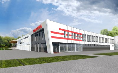 Łęgprzem will erect training complex