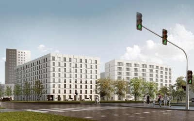 Mota-Engil will erect Student Depot in Gdańsk