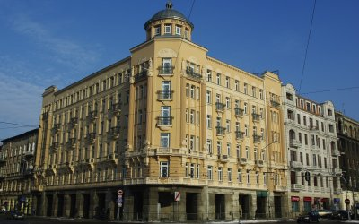 AJT will add a star to Polonia hotel in Łódź