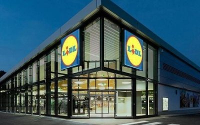 Daldehog is building Lidl store in Legnica