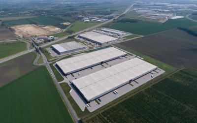 Segro is planning logistics center