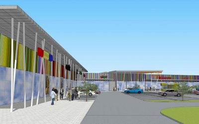 Equilis is preparing shopping center in Andrychów
