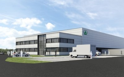 Atlas Ward is going to build logistics center