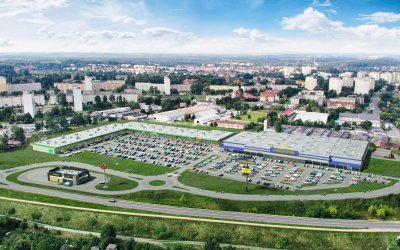 Vendo with 9,000 gla will be built in Bolesławiec
