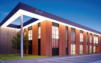 Trefl extends by 6,000 sqm the factory in Podłęże