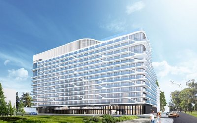 Baltic Wave hotel will emerge in Kołobrzeg