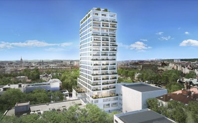 "Idea Inwest to build ""Sky Garden"" apartment building"