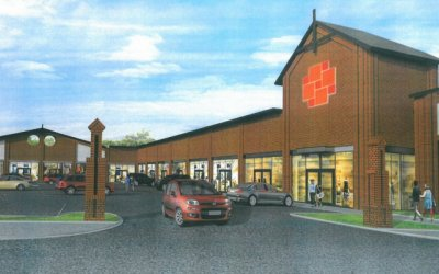 MSDI is going to build Mozaika retail park