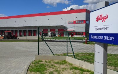 Skanska will expand Kellogg's in Kutno