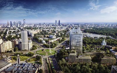 HB Reavis hires Fabet to offices in Warsaw