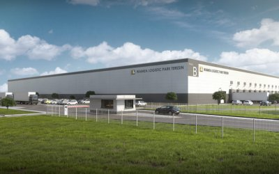 aFP architekci has designed logistics complex