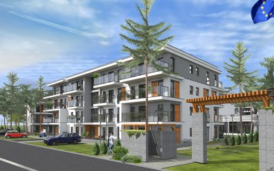GPG is planning construction of aparthotel