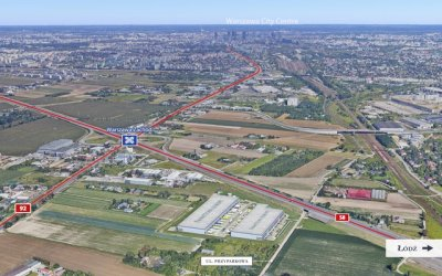 Panattoni is going to build City Logistics Warsaw III